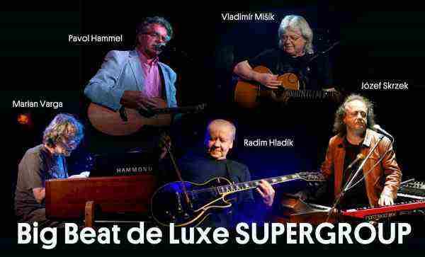 Súťaž o lístky na koncert Big Beat de Luxe!