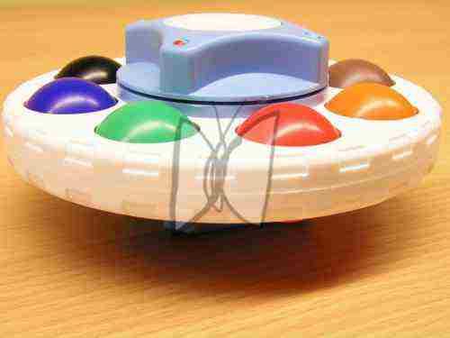 Súťaž o logické hračky Gerdig UFO