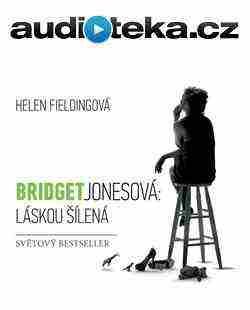 Súťažte o novú audioknihu Bridget Jonesová - Láskou šílená