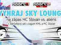 Vyhraj lístky do Sky Lounge na HC Slovan