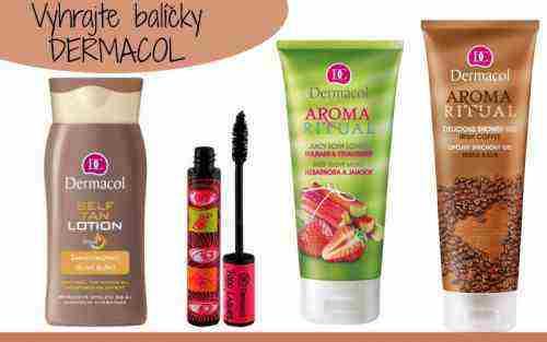 Vyhrajte balíček kozmetiky Dermacol