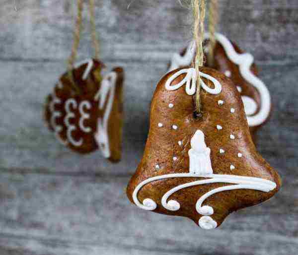 Vyhrajte balíček perníčkov s vianočnou tematikou!