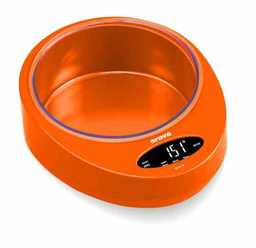 Vyhrajte digitálnu kuchynskú váhu Orava EV-4