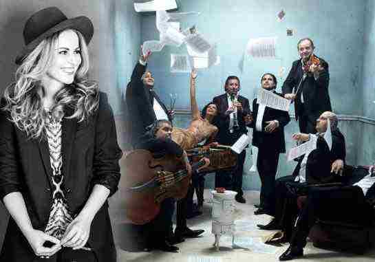 Vyhrajte lístky na koncert Katky Knechtovej & Cigánskych Diablov