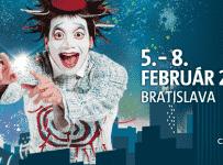 Súťaž o lístky na Cirque du Soleil