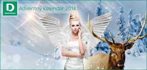 Deichmann - Adventný kalendár