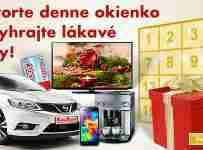 Kaufland - Adventný kalendár