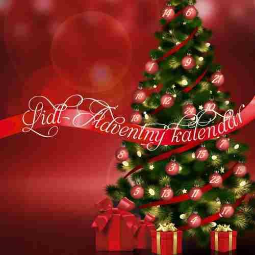 Lidl Adventný kalendár