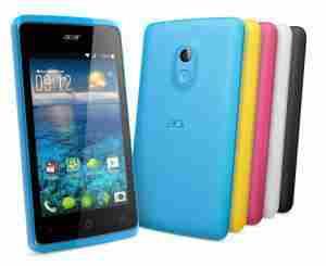 Vyhraj štýlový smartfón Acer Liquid Z200