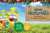 Poctivo vybraný zber ovocia Nestlé NaturNes