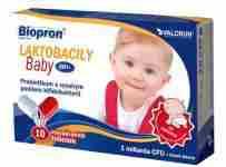 Súťaž o Biopron Laktobacily BIFI+