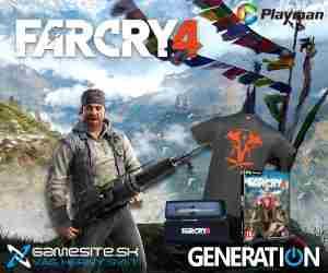 Súťaž o hry a darčeky Far Cry 4