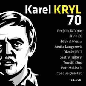 Súťaž o spomienkové CD+DVD na Karla Kryla