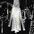 Súťaž o tri vianočné LED ozdoby - padajúce svetlá