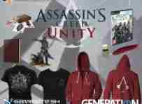 Súťaž o hry a darčeky AC Unity