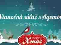 Vianočná súťaž s AGEMom