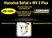 Vyhraj čistič okien - KÄRCHER WV 2 Plus