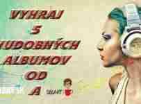 Vyhraj 5 CD albumov od hudobny.sk