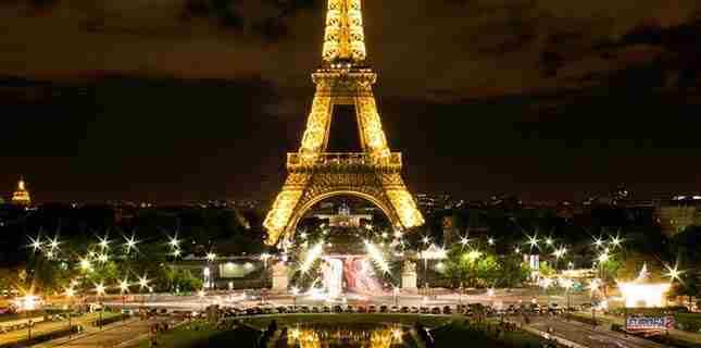 Vyhraj hodinky alebo Paríž