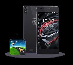 Vyhraj smartfón Prestigio Grace + navigáciu Sygic