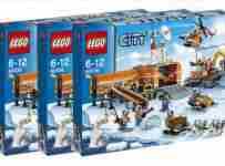 Vyhrajte LEGO City – Polárny základný tábor.