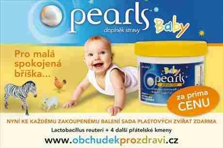 Vyhrajte balíček s dětskými probiotiky!