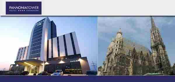 Vyhrajte s TOVED 3 denní pobyt v Hotelu Pannonia Tower v Parndorfu