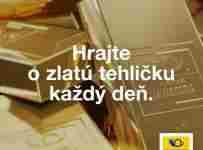 Zlaté Vianoce s Poštovou bankou
