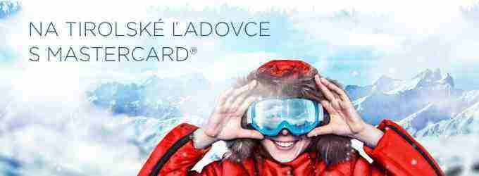 Hrajte s MasterCard o zimné darčeky!