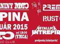 Súťaž o 2x2 lístky na 25.narodeniny bratislavskej kapely Karpina