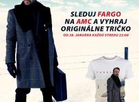 Sleduj Fargo na AMC a vyhraj originálne tričko