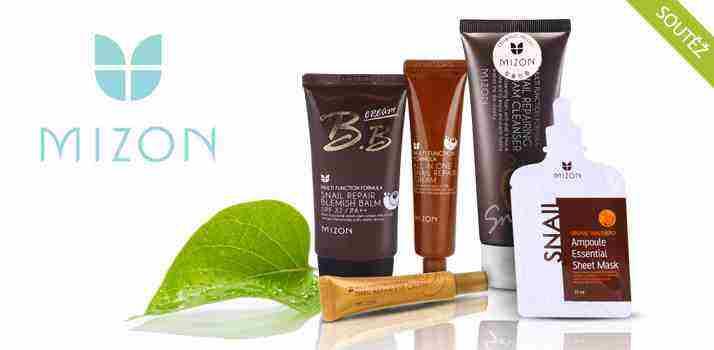 Soutěžte o tři balíčky luxusní kosmetiky Mizon
