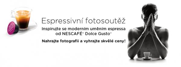 Ukážte svoje umelecké nadanie v súťaži s NESCAFÉ Dolce Gusto!