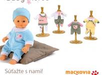 Vyhraj šatôčoky pre bábiku