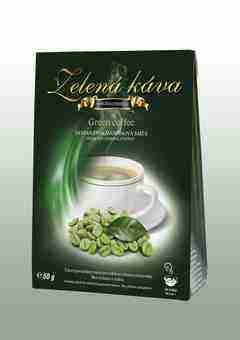 Vyhrajte balíček Zelených káv