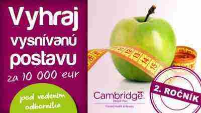 Zapoj sa a vyhraj programy na chudnutie v celkovej hodnote 10 000 eur