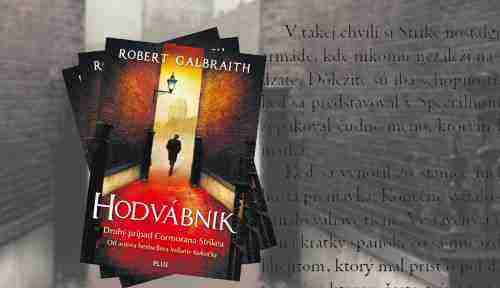 Hodvábnik – súťaž o vzrušujúci detektívny román