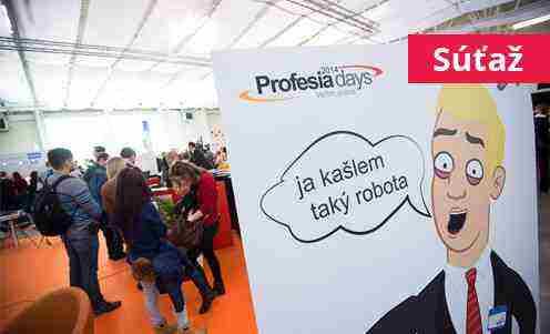 Nová práca s Profesia days a k nej mobil, tablet či jazykový kurz
