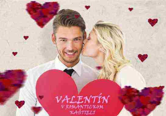 Prežite Valentína v romantickom kaštieli!