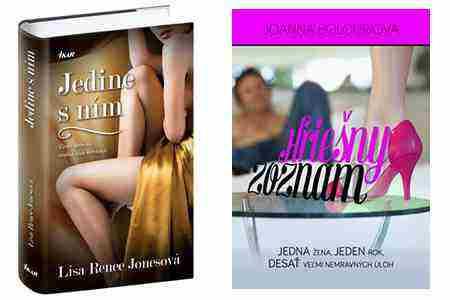 Súťaž o 2 šteklivé romány pre ženy