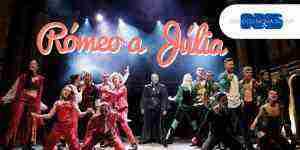 Súťaž o 2 vstupenky na muzikál Rómeo a Júlia