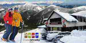 Súťaž o 3-dňový lyžiarsky pobyt pre 2 osoby v Chate Záhradky v Jasnej