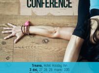 Súťaž o 3 jednodňové vstupy na Ashtanga Yoga Conference
