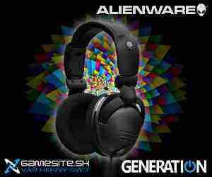 Súťaž o Alienware TactX Headset