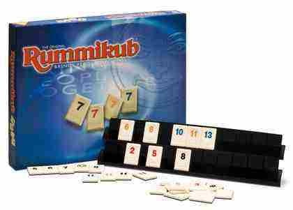 Súťažte o stolovú hru Rummiklub