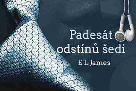Soutěž o audioknihu Padesát odstínů šedi
