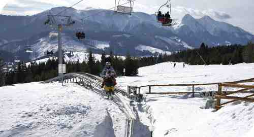 Vyhraj 4 skipasy do Ski Bachledová