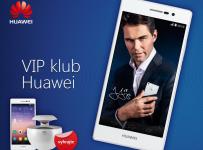 Vyhraj Huawei Ascend P7, tablet MediaPad 7 Youth 2 a ďalšie skvelé ceny
