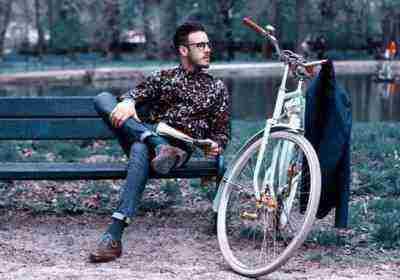Vyhraj bicykel od správneho hipstera...