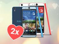 Vyhrajte HTC Desire Eye pre seba a svoju polovičku